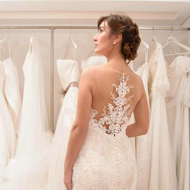 Vestidos de novia y organizacion de bodas