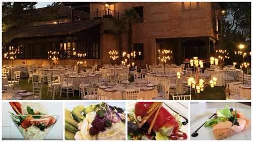 Fincas y catering para bodas