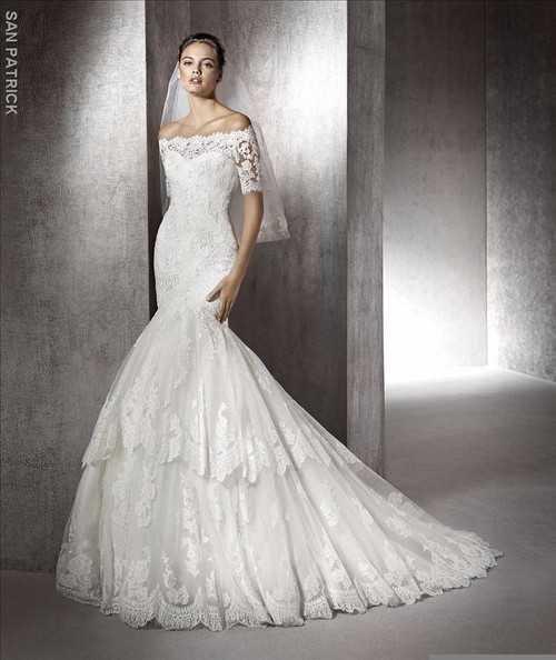 Modelo Zainala, descuentos vestidos de novia