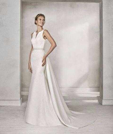Colección novias 2018. Modelo hoss