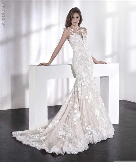 Colección novias 2018. Modelo Levia