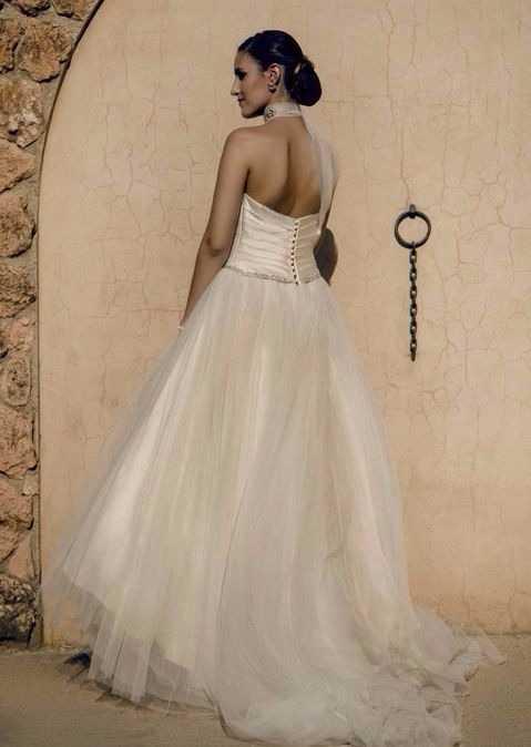 Vestido de novia de la colección 2018