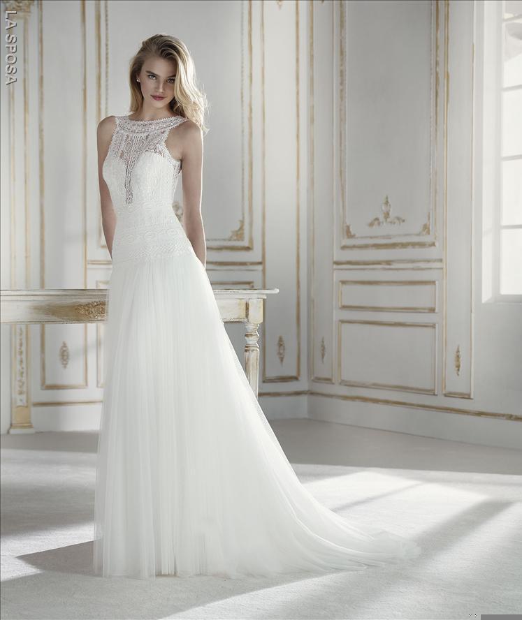 Colección vestidos de novia 2019 en Ciudad Real Palesa
