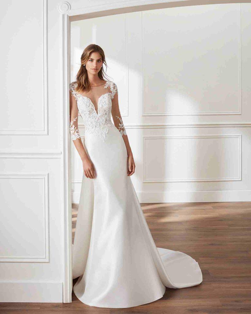 Colección vestidos de novia 2019 en Ciudad Real. Vita
