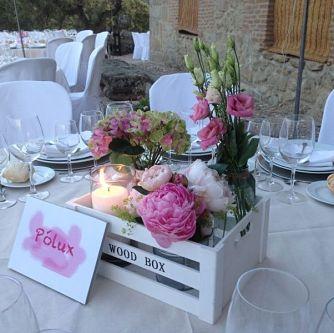 Fincas y decoración de bodas en Ciudad Real