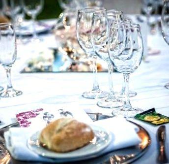 Catering y fincas para bodas en Ciudad Real